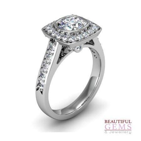 Diamond Engagement Ring-Sydney Wholesale