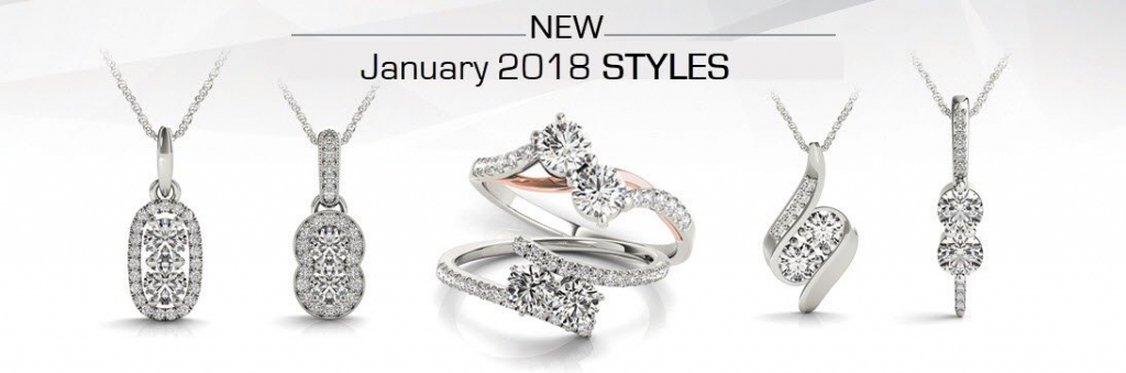 New Bridal Styles - Diamond Engagement Rings Australia
