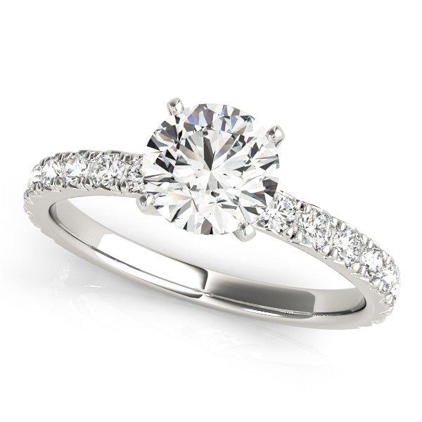 1ct Diamond Engagement Ring 183oj84842