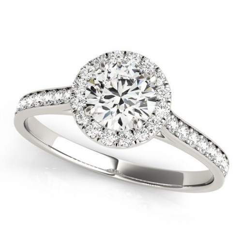 1ct Diamond Engagement Ring-183OJ84902