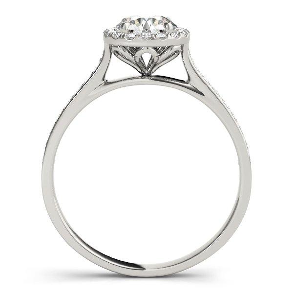 1ct Diamond Engagement Ring-183OJ84902-2