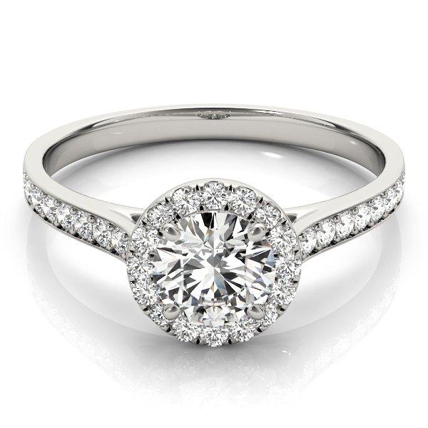 1ct Diamond Engagement Ring-183OJ84902-3