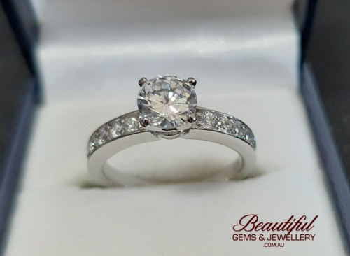 GIA Certified 1 Carat Diamond Engagement Ring -2-800wide