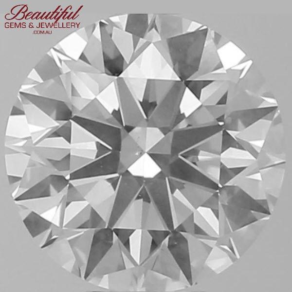 2ct Diamond Engagement Ring Brisbane CBD