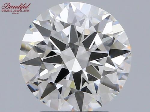 2ct diamond solitaire ring
