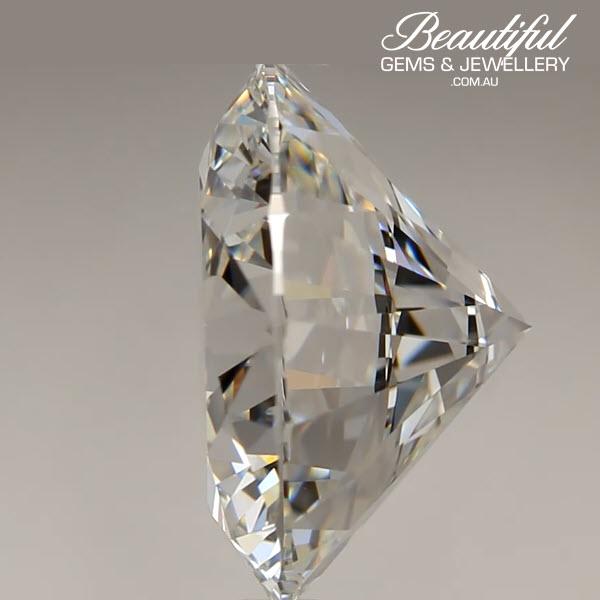 3ct Diamond E FL GIA Triple-EX