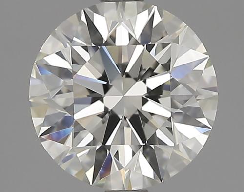 2ct Round Colour=J Clarity=VS1 Diamond Triple-EX