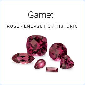 Shop Rhodolite Garnet Gemstones