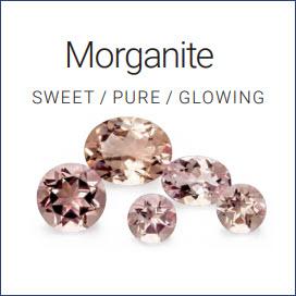 Shop Morganite Gemstones (GIA Certified)