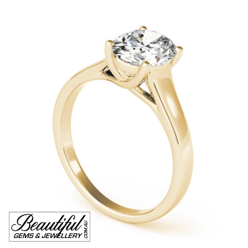 1.25_Carat_Diamond_Oval_Solitaire_Engagement_Ring_Yellow_Gold_2