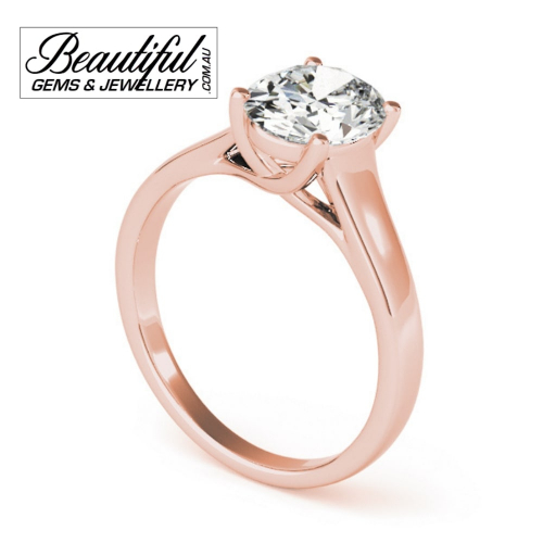 1.25_Carat_Diamond_Oval_Solitaire_Engagement_Ring_Rose_Gold_2