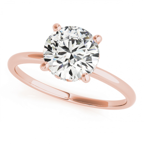 2_Carat_Solitaire_Diamond_Ring_Tiffany_Style_18ct_Rose_Gold_1