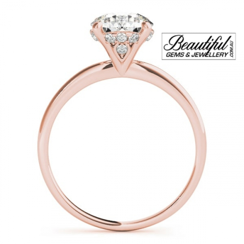 2_Carat_Solitaire_Diamond_Ring_Tiffany_Style_18ct_Rose_Gold_2