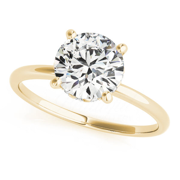 2_Carat_Solitaire_Diamond_Ring_Tiffany_Style_18ct_Yellow_Gold_1