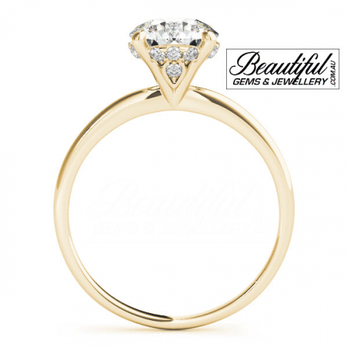 2_Carat_Solitaire_Diamond_Ring_Tiffany_Style_18ct_Yellow_Gold_2
