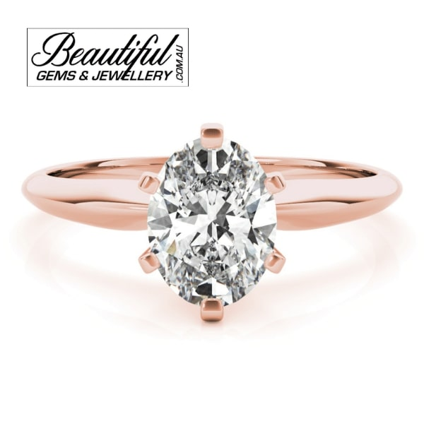 4_Carat_Diamond_Oval_Solitaire_Engagement_Ring_Rose_Gold_2