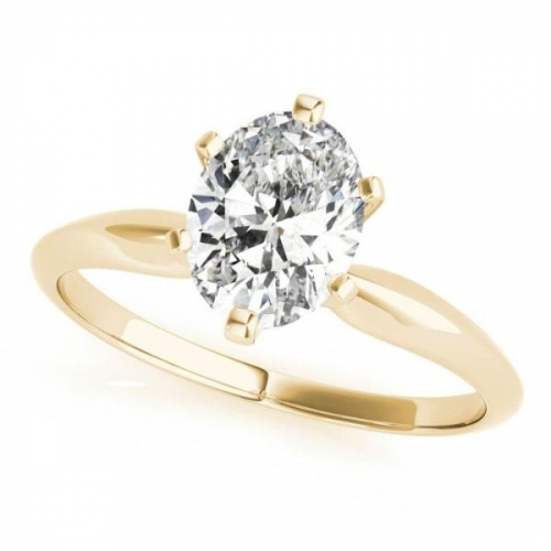 4_Carat_Diamond_Oval_Solitaire_Engagement_Ring_Yellow_Gold_1