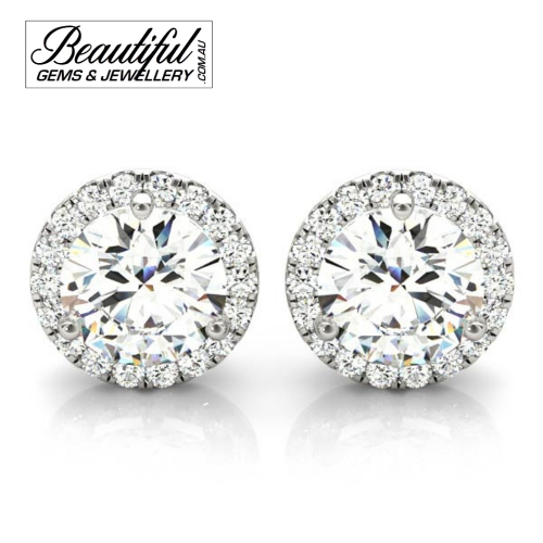 1_Carat_Halo_Diamond_Stud_Earrings_Round_Halo_Setting_in_18ct_White_Gold