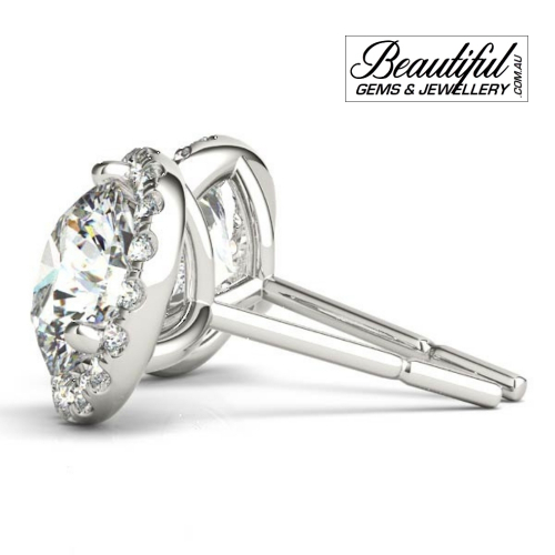1_Carat_Halo_Diamond_Stud_Earrings_Round_Halo_Setting_in_18ct_White_Gold_1
