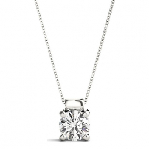 Laboratory-Created-1.5-Carat-Diamond-Pendant-18ct-White-Gold-1